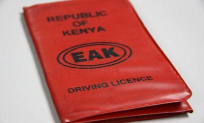 Kenyan Driving Licence