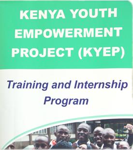 Kenya Youth Empowerment Project (KYEP)