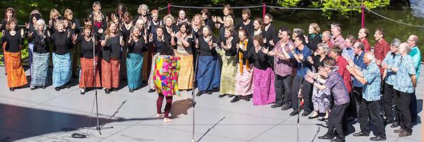Mokole Choir
