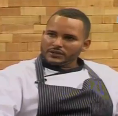 Chef Francis Muriuki
