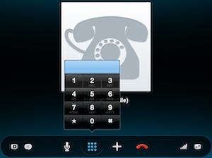 Dial pad 2