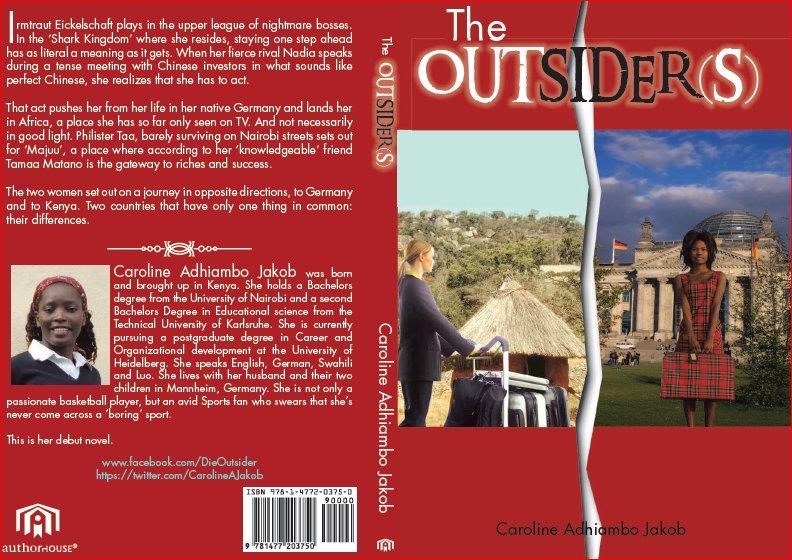 The Outsider Caroline Adhiambo Jakob