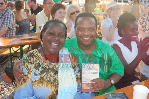 Carol Kawira Njeru and Ken Osinde