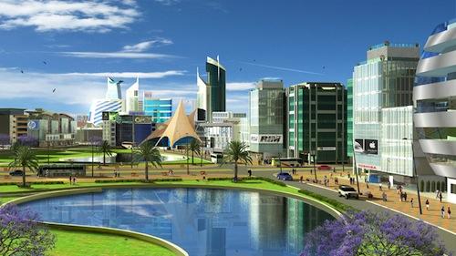 Konza City