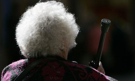 Penisoner-old lady