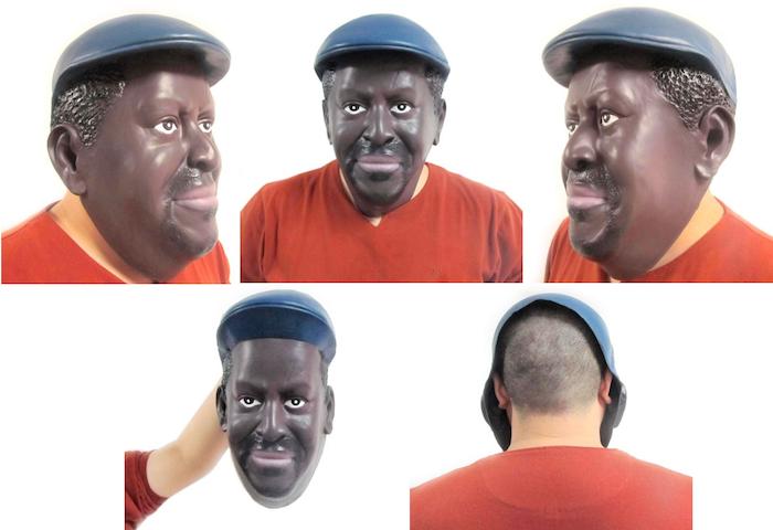 Raila Halloween Mask