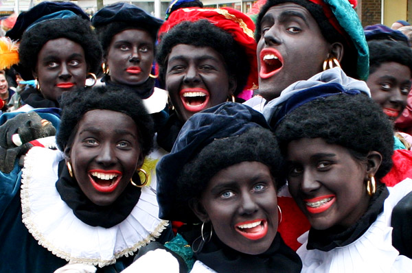 Zwart Piet Black Pete