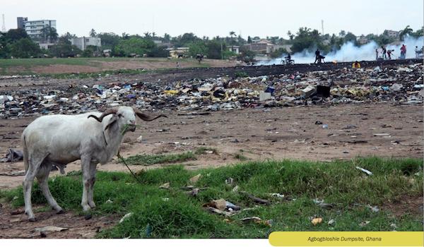 Agbogbloshie Dumpsite Ghana