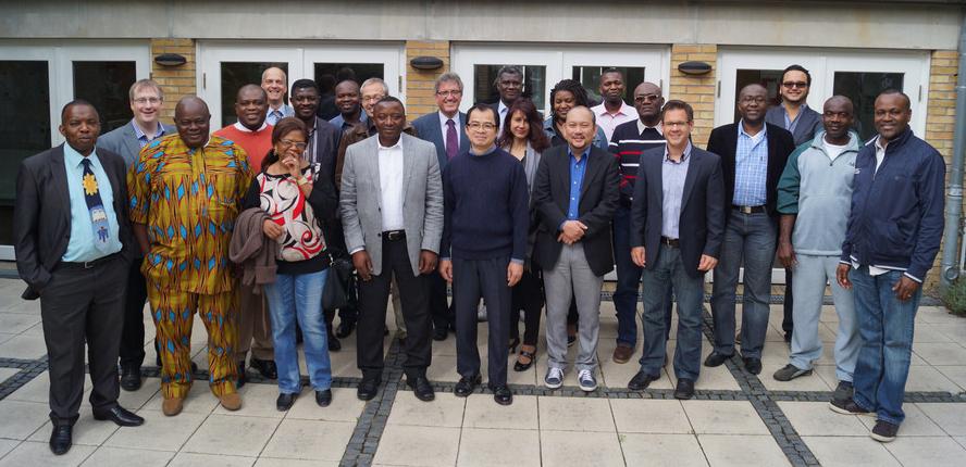 Participants of the PIAP Ausbildung