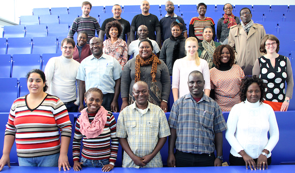 Health Information Management, Hochschule Neu-Ulm (HNU) in Germany, the Kenyan Methodist University in Kenya and the University of the Western Cape in South Africa