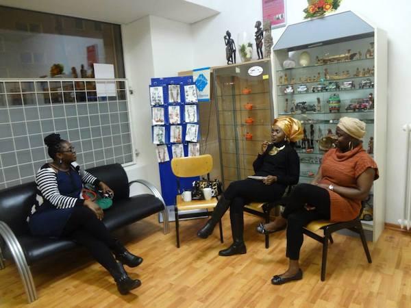 Mkenya Ujerumani and Stella Weber Love from Africa