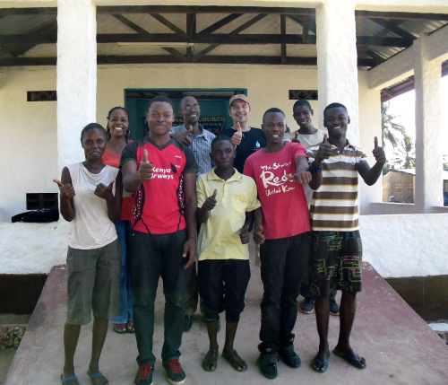 Porsche Ausbildung Mombasa Udo Lindenberg Stiftung