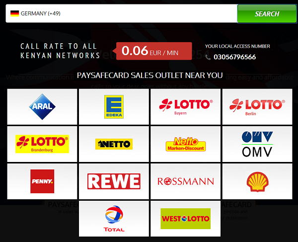 Netto Paysafe