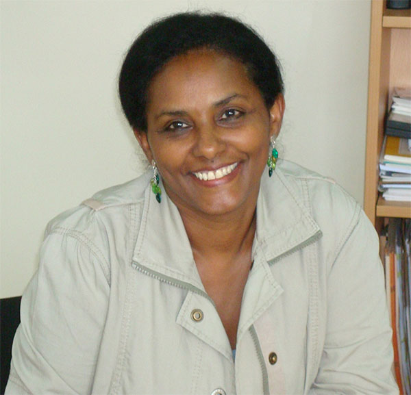 Dr Segenet Kelemu ICIPE Director General