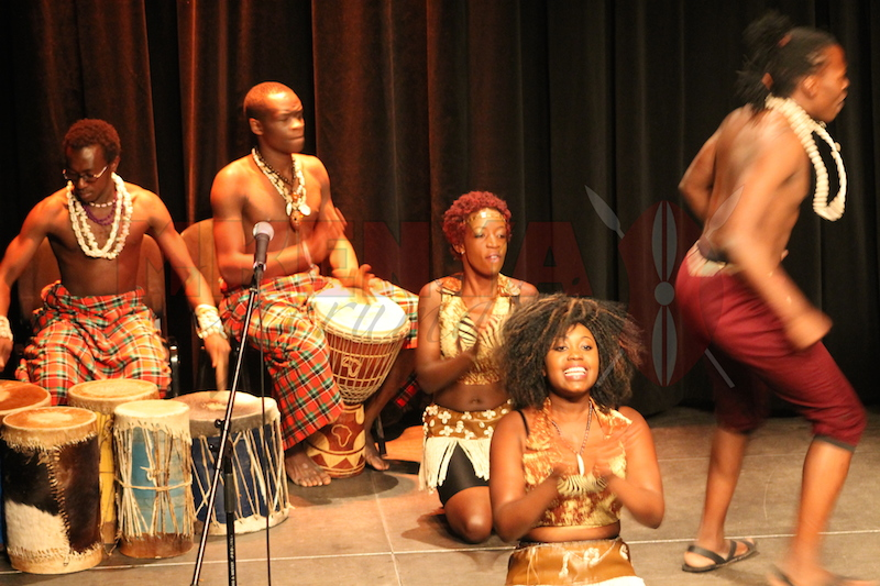 Hope Theatre Nairobi in Bochum 5