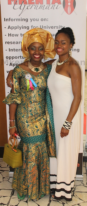 Inspiring Change- Celebrating Our Women in Essen 2014 Mkenya Ujerumani & Dr. SEA Susan a Sister in Germany