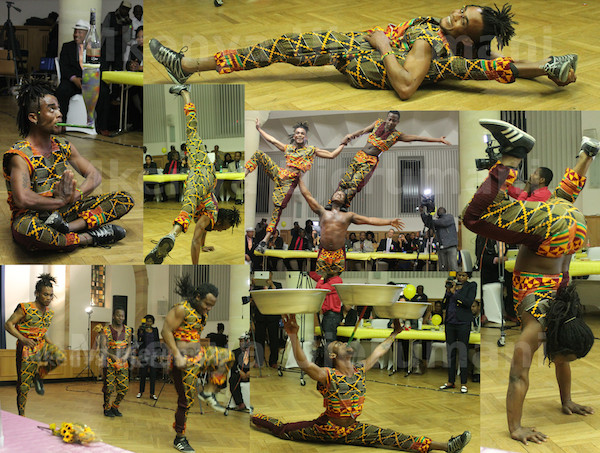 Inspiring Change- Celebrating Our Women in Essen 2014 dance group