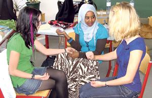 Kenyan Asylum Seeker in Austria