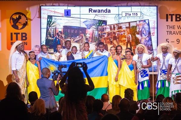 Rwanda at the ITB 2014