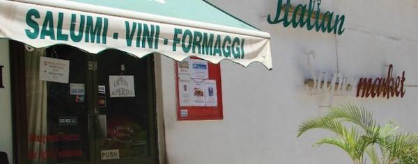 Supermarket in Watamu, Malindi Little Italy