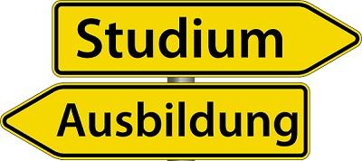 University Studium vs Ausbildung