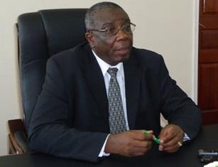 Vihiga County Governor Moses Akaranga