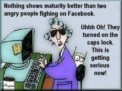 online fights