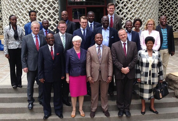 German MPs Meet the National Assembly Committee on Defence & Foreign Affairs