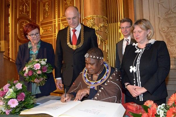 Selline Korir Signing
