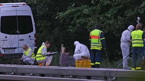 Body found in Aachen Autobahn police