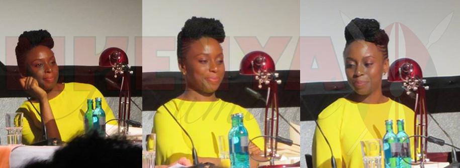 Chimamanda Ngozi Adichie in Prenzlauer Berg Berlin1