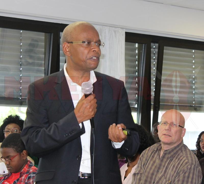 Prof. Gituro Wainaina