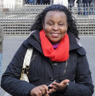 Mercy Mbitau Mercy Steps Cancer Program