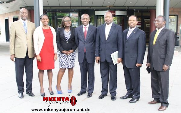 Senators in Chemnitz