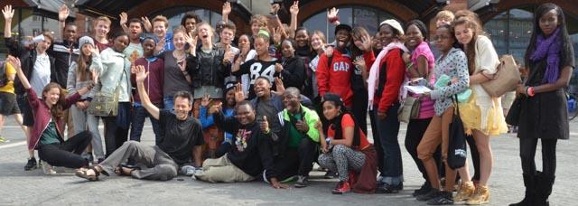 Mekaela Academies Mombasa, Gesamtschule Bremen Mitte