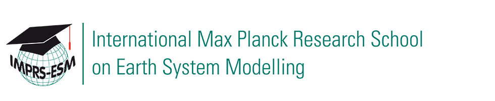 International Max Planck Research School on Earth System Modelling