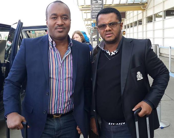 Ali Hassan Joho and Omar Hassan