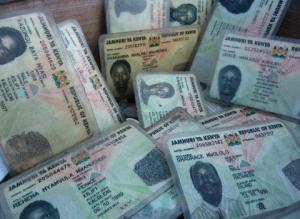 Kenya Identity Cards ID