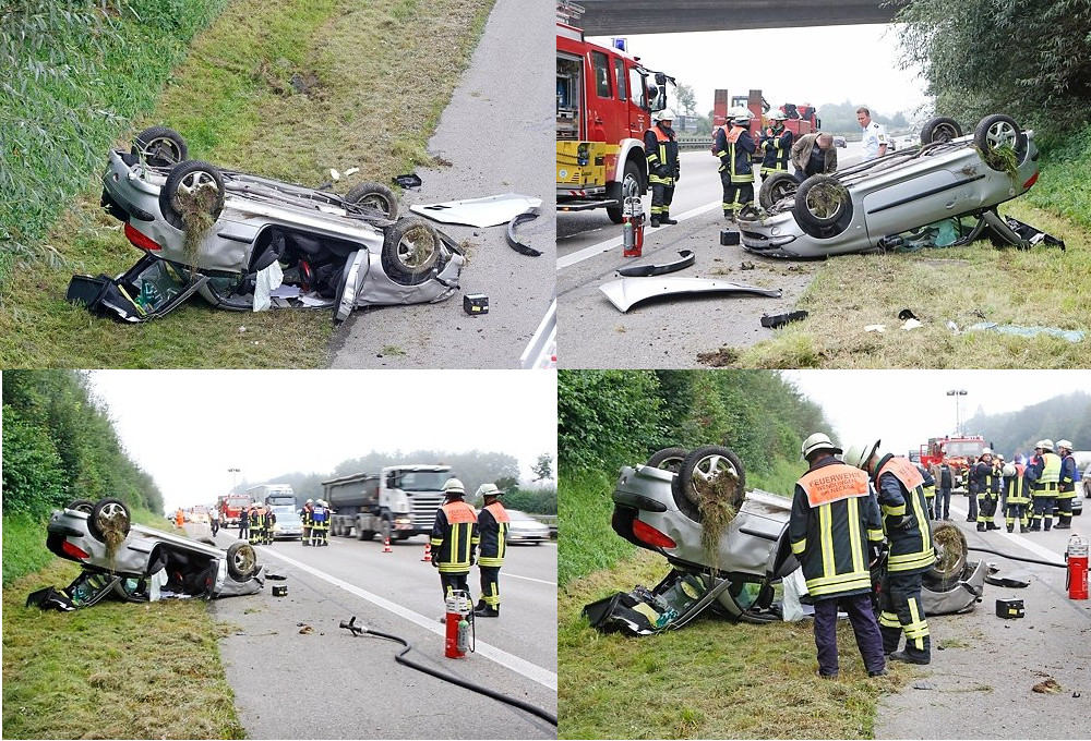 Kenyan Accident Esslingen A8