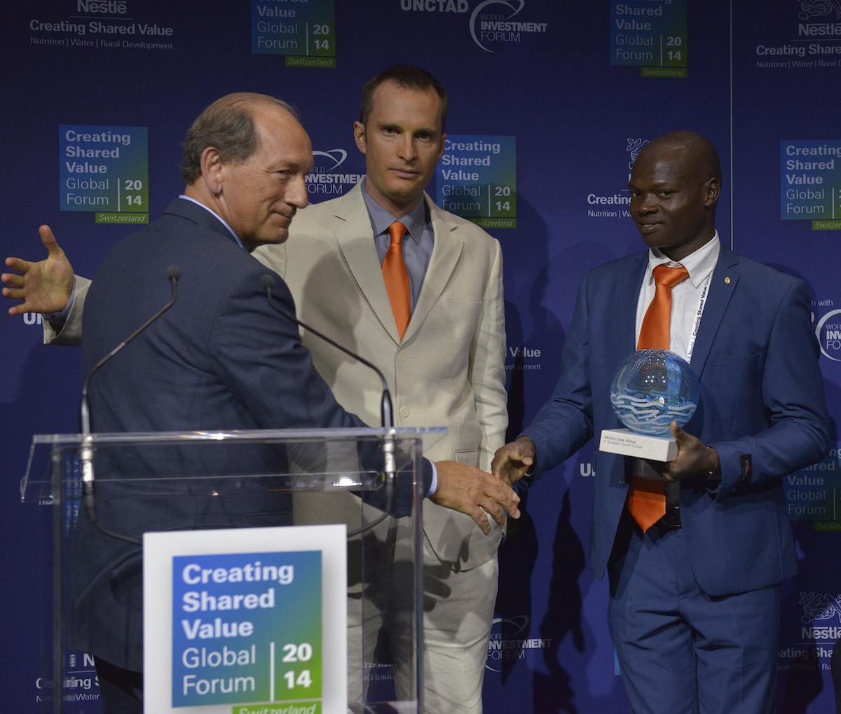 Honeycare Nestlé Creating Shared Value Prize