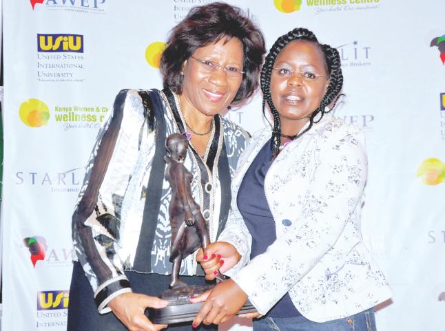 Joyce Wanjiku Kairu Deloris Jordan