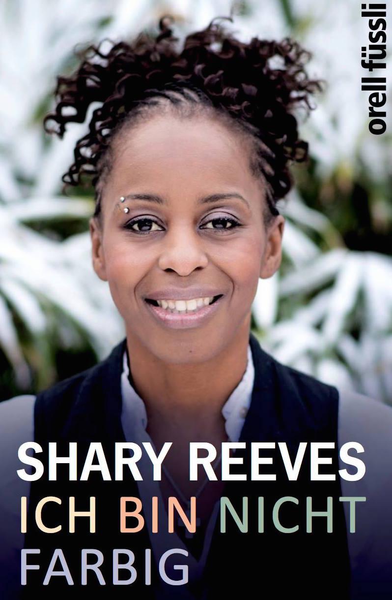 Shary Reeves Ich bin nicht farbig