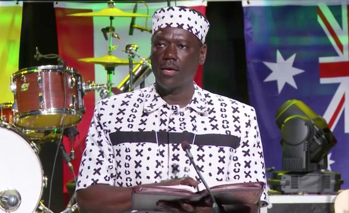 Pastor Oscar Muriu