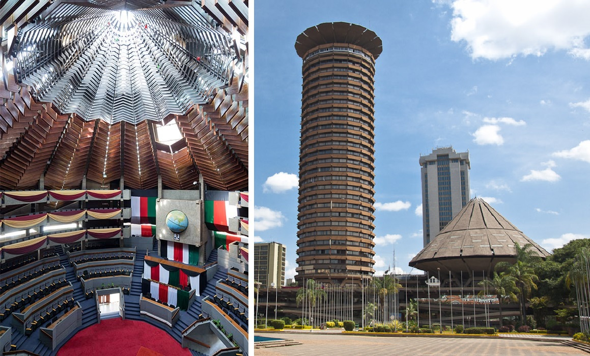 Kenyatta International Conference Centre (KICC)