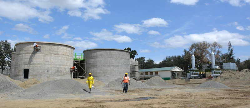 Largest Biogas Plant in Africa by Bavarian Company Goes Into