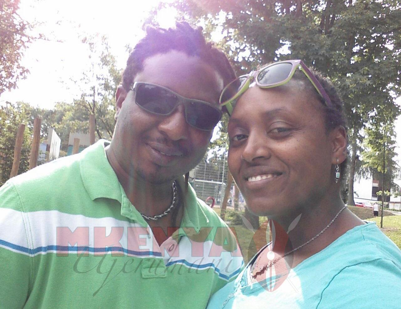 Phyllis Wangui Lichtenwalter and Godfrey Mhina aka Masoud Osmani
