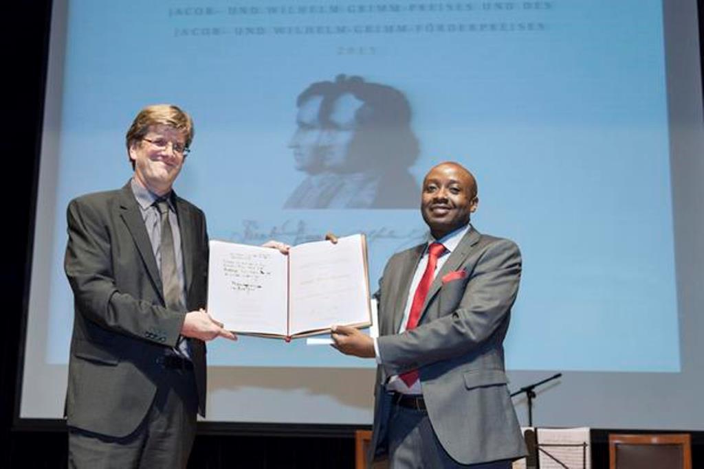 Dr. James L. Ikobwa Meja