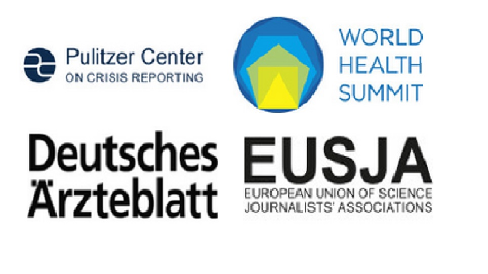 World HEalth Summit, Deutsches Ärtzteblatt, Pulitzer Center, EUSJA