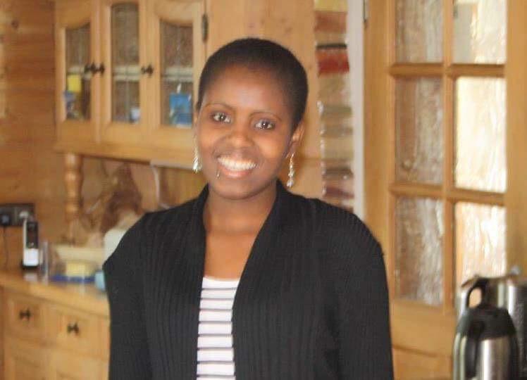 Mary Wanja Ngaari