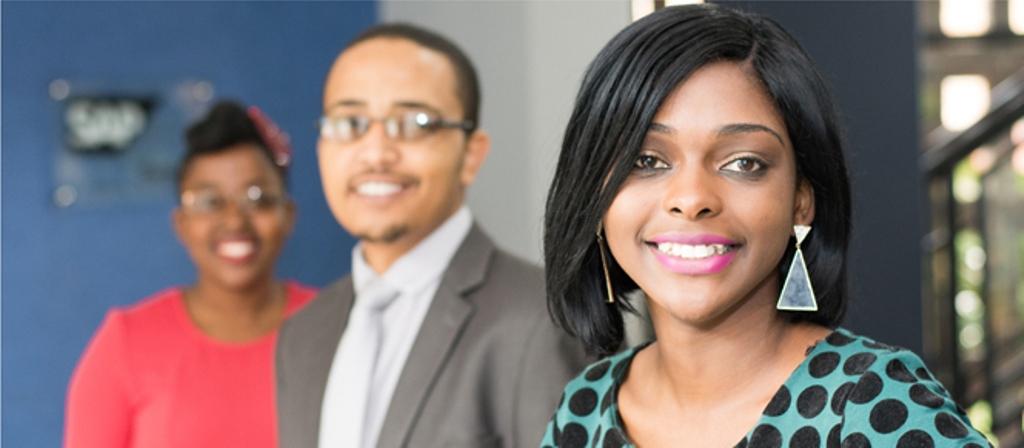 Graduates Professionals Students Faces